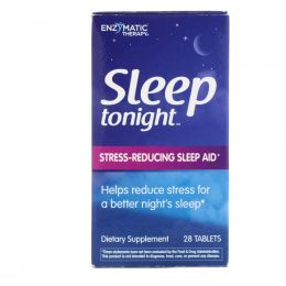 Enzymatic Therapy, Спим сегодня!, 28 таблеток