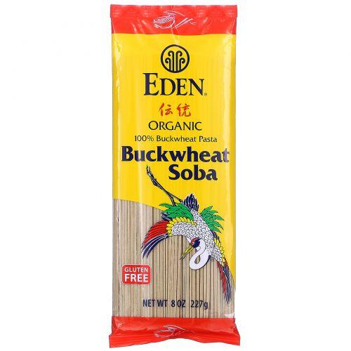 Eden Foods, Отборная лапша из гречишной муки, 8 унций (227 г)