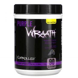 Controlled Labs, Purple Wraath, аминокислотный комплекс со вкусом сочного винограда, 1084 г