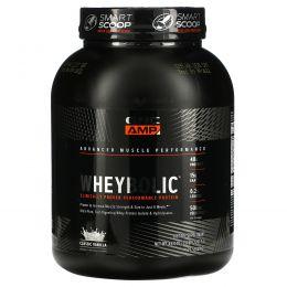 GNC, Wheybolic, Classic Vanilla,  2.8 lb (1287.5 g)