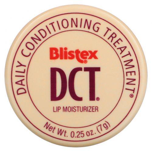 Blistex, DCT (Ежедневное увлажнение) для губ, SPF 20, 0,25 унции (7,08 г)