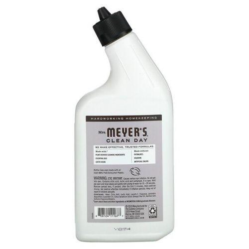 Mrs. Meyers Clean Day, Чистящее средство для унитаза, лавандовый аромат, 24 жидких унции (710 мл)