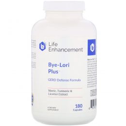 Life Enhancement, Bye-Lori Плюс, 180 капсул