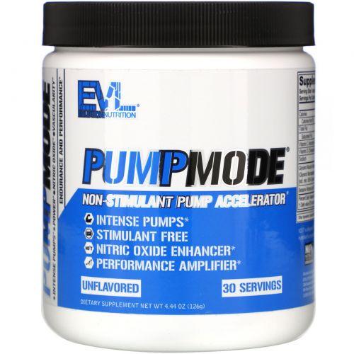 EVLution Nutrition, PumpMode, 114 г (4,02 унц.)