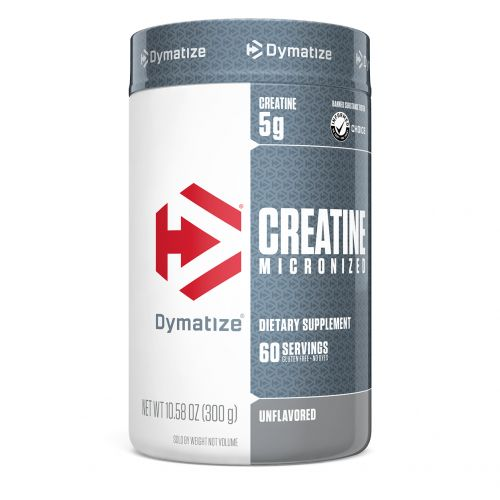 Dymatize Nutrition, Креатин микронизированный, без ароматизатора, 10,6 унций (300 г)