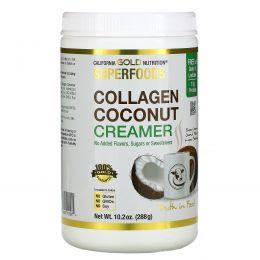 California Gold Nutrition, Superfoods, Collagen Coconut Creamer Powder, 10.2 oz (288 g)