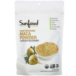 Sunfood, Питательный порошок маки, 8 унций (227 г)