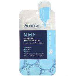 Mediheal, N.M.F Intensive Hydrating Mask, 1 Sheet, 0.91 fl. oz (27 ml)