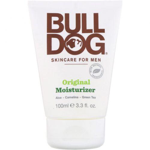 Bulldog Skincare For Men, Оригинальное увлажняющее средство, 100 мл