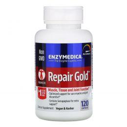 Enzymedica, Repair Gold, 120 капсул