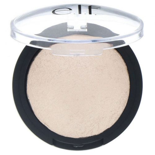 "E.L.F. Cosmetics, Запеченный хайлайтер, оттенок ""Moonlight Pearls"" (""лунный жемчуг""), 0,17 унции (5 г)"