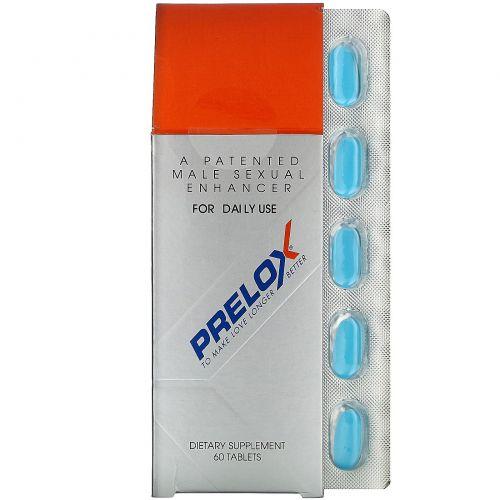 Purity Products, Prelox, 60 таблеток