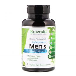 Emerald Laboratories, Multi Vit-A-Min, мультивитамины для мужчин, по 1 капсуле в день, 30 вегетарианских капсул