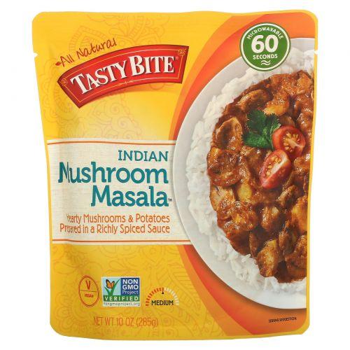 Tasty Bite, Indian Mushroom Masala, 10 oz (285 g)