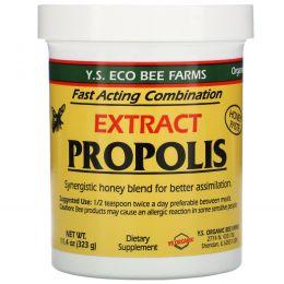 Y.S. Eco Bee Farms, Экстракт прополиса, 11,4 унции (323 г)