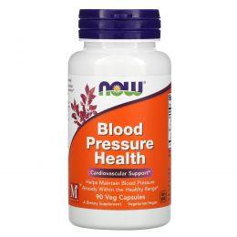 Now Foods, Здоровое артериальное давление, 90 капсул
