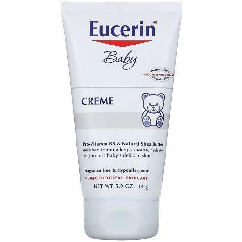 Eucerin, Детский крем, 5 унций (141 г)