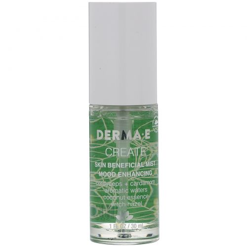 Derma E, Skin Beneficial Mist, Create, 1 fl oz (30 ml)