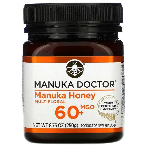 Manuka Doctor, 20+ Биоактивный мед манука, 8.75 унций (250 г)