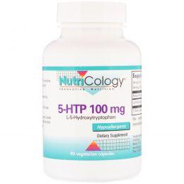 Nutricology, 5-HTP, 100 mg, 90 Vegetarian Capsules