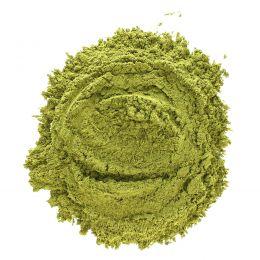 Starwest Botanicals, Органический порошок листьев люцерны, 1 фунт