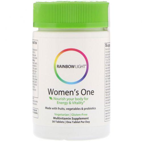 Rainbow Light, Women's One, 30 Tablets