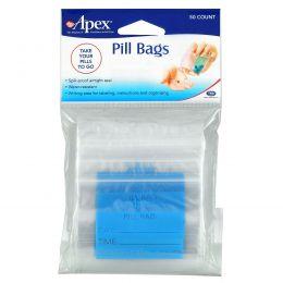 Apex, Упаковка для таблеток, 50 штук