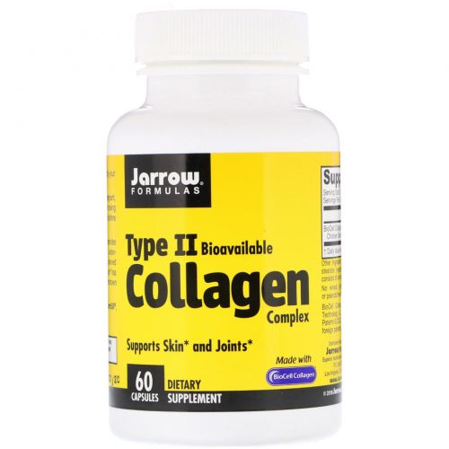 Jarrow Formulas, Type II Collagen Complex, 60 капсул