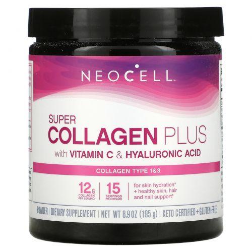 Neocell, Derma Matrix, коллагеновый комплекс для кожи 183 г (6,46 унц.)