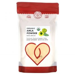 Pure Indian Foods, Organic Amla Powder, 8 oz (227 g)