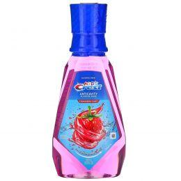 Crest, Kids, Anticavity Fluoride Rinse, Alcohol Free, For Kids 6 & Up, Strawberry Rush, 16.9 fl oz (500 ml)