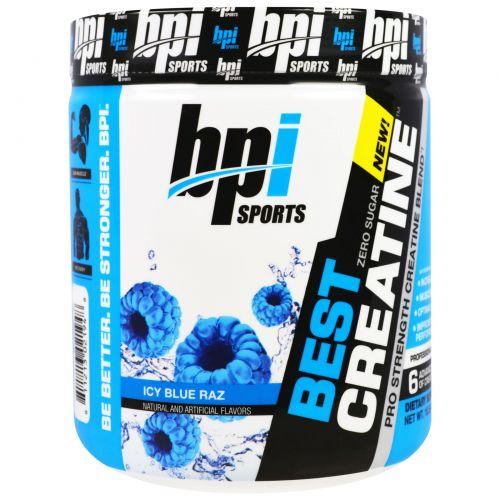 BPI Sports, Лучший креатин, креатиновая формула для увеличения силы,