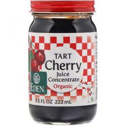 Eden Foods, Органический концентрат вишневого сока, 7,5 жидких унций (222 мл)