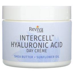 Reviva Labs, Дневной крем с гиалуроновой кислотой InterCell, 1,5 унции (41 г)