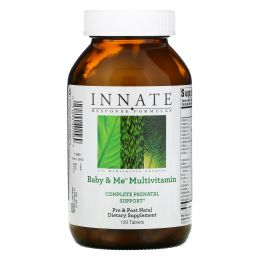"""Innate Response Formulas, """"Малыш и я"""", мультивитаминный комплекс для мамы и малыша, 120 таблеток"""