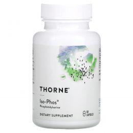 Thorne Research, Iso-Phos, 60 растительных капсул