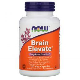 Now Foods, Препарат для улучшения работы мозга, 120вегетарианских капсул