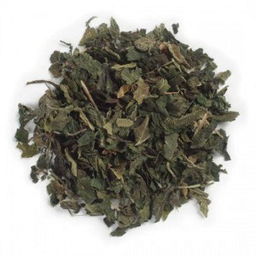 Frontier Natural Products, Органическая измельченная и просеянная крапива, жгучий лист, 16 унций (453 г)