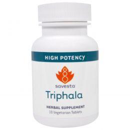 Savesta, Трифала, 10 Вегетерианских Таблеток