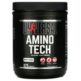 Universal Nutrition, Amino Tech, 375 таблеток