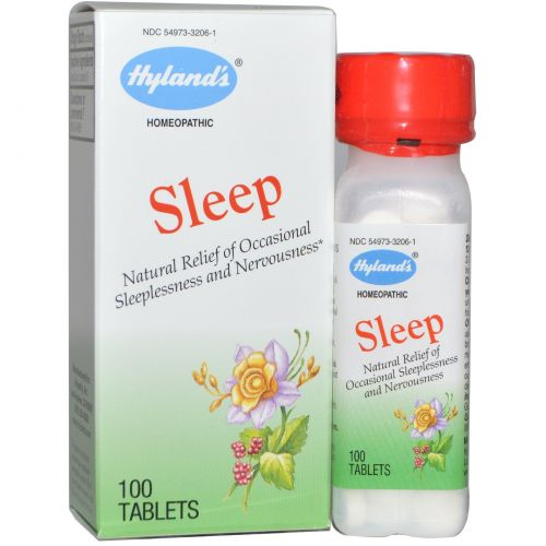 Hyland's, Sleep, 100 таблеток