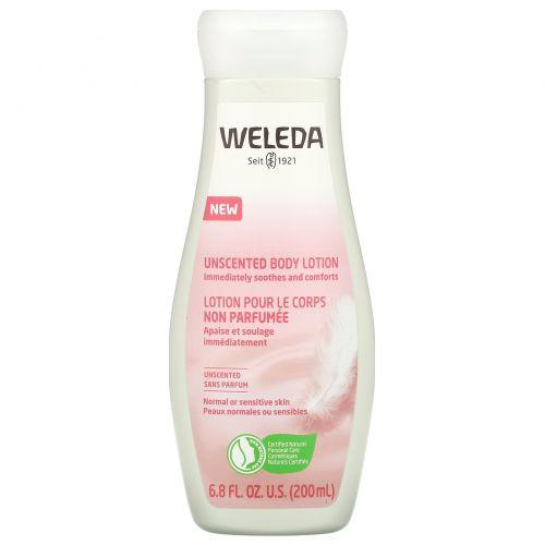Weleda, лосьон для тела без запаха, 200мл (6,8жидк.унции)