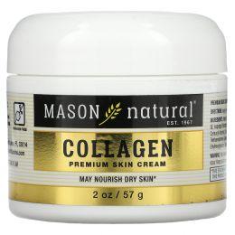 Mason Natural, Collagen Beauty Cream, Pear Scented, 2 oz (57 g)
