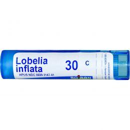 Boiron, Single Remedies, Лобелия вздутая, 30C, прибл. 80 гранул