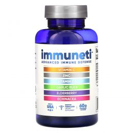 immuneti, Advanced Immune Defense, 60 Capsules