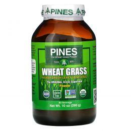 Pines International, Порошок из травы пшеницы, 10 унций (280 г)