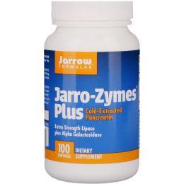 Jarrow Formulas, Jarro-Zymes Plus, 100 капсул