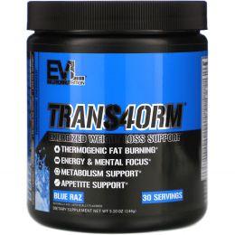 EVLution Nutrition, Trans4orm,