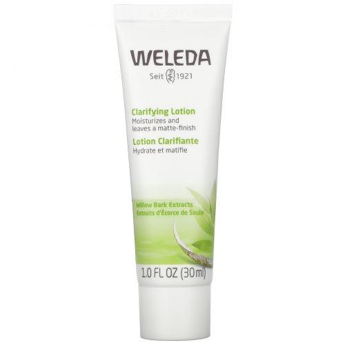 Weleda, Очищающий лосьон, 30мл (1жидк.унция)
