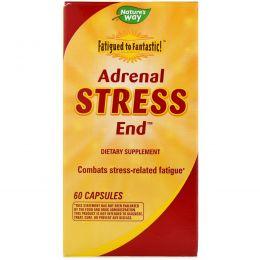 Nature's Way, От усталости - к отличному состоянию! Для борьбы с надпочечным стрессом, 60 капсул